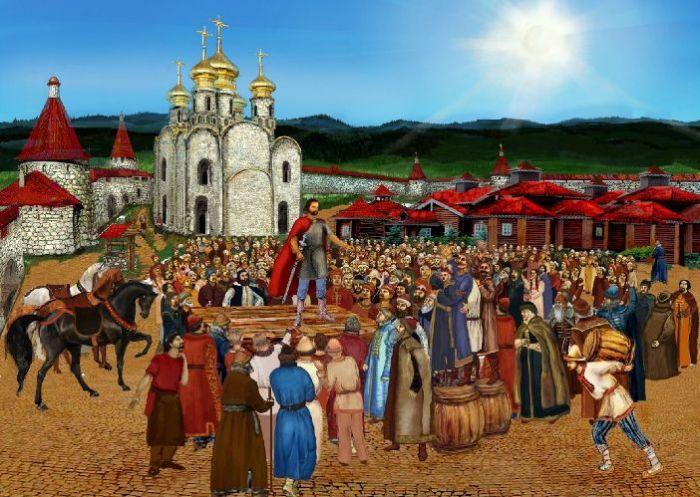Воины Древней Руси Х - ХI вв. Обсуждение на LiveInternet - Р…