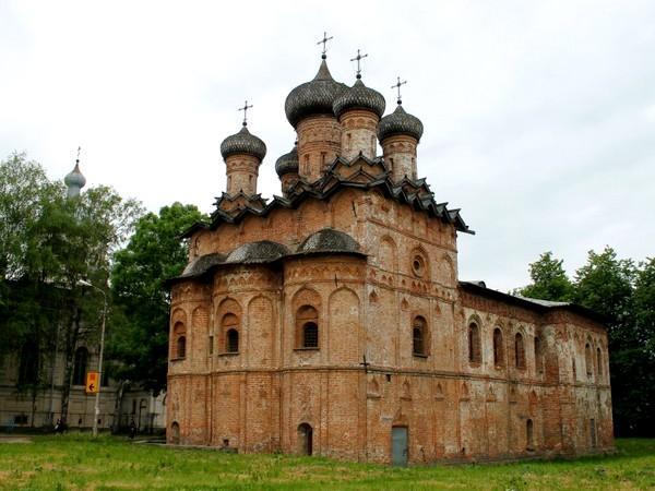 Духов монастырь - Великий Новгород