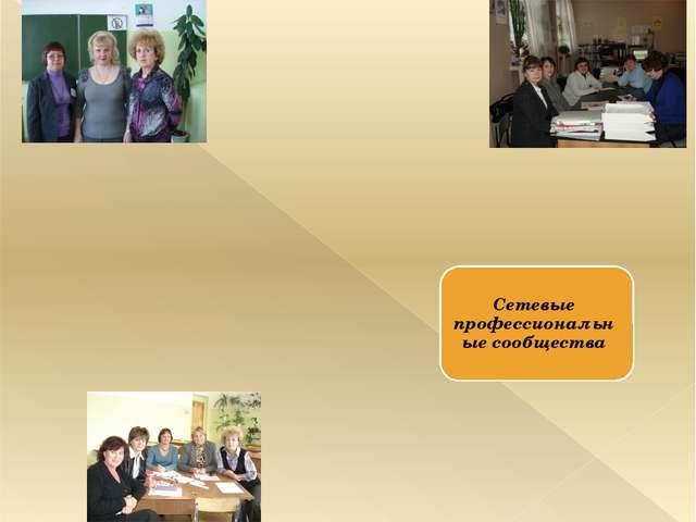 Сетевые профессиональные сообщества