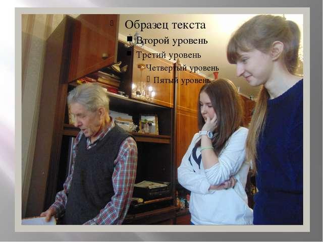 Силами учащихся с радиомонтажного профиля од руководством Моисея Марковича б...