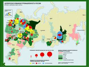 Внутриотраслевые связи лесной промышленности