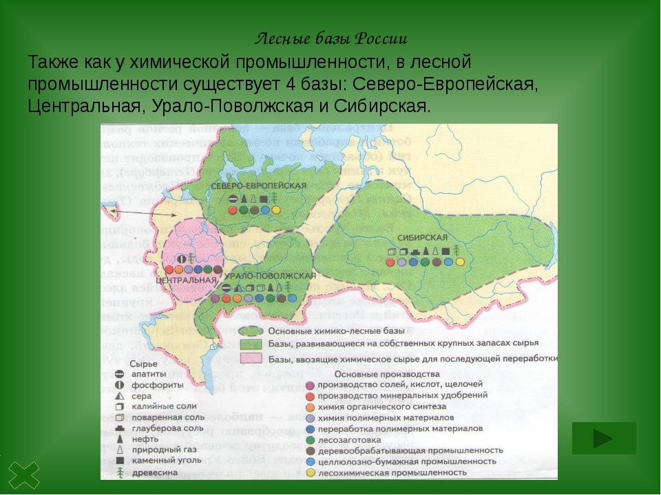 Практикум №2 Назовите лесные базы России Дайте характеристику одной из них по...