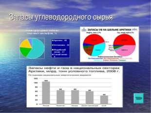 Запасы углеводородного сырья