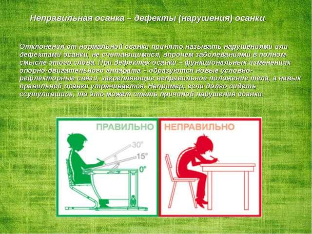Неправильная осанка – дефекты (нарушения) осанки. Отклонения от нормальной ос...