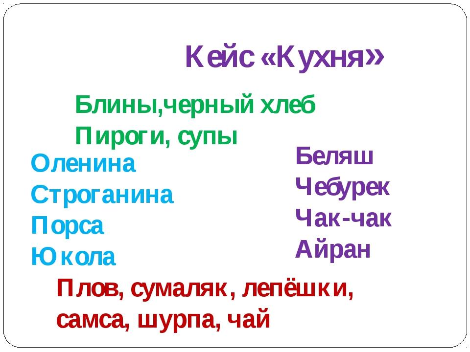 Оленина Строганина Порса Юкола Блины,черный хлеб Пироги, супы Плов, сумаляк,...