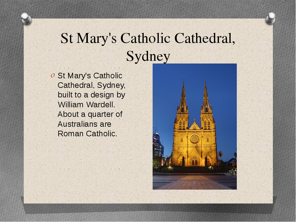 St Mary's Catholic Cathedral, Sydney St Mary's Catholic Cathedral, Sydney, bu...