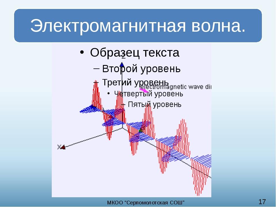 """17 МКОО """"Cерпомолотская СОШ"""""""