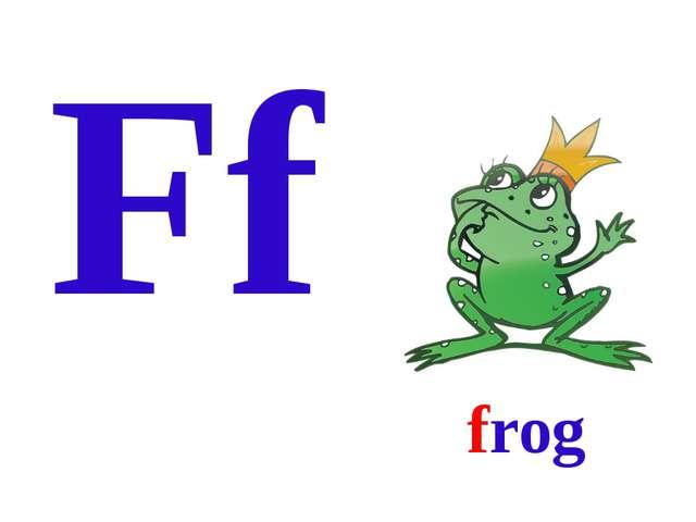 Ff frog