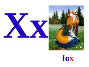 Xx fox