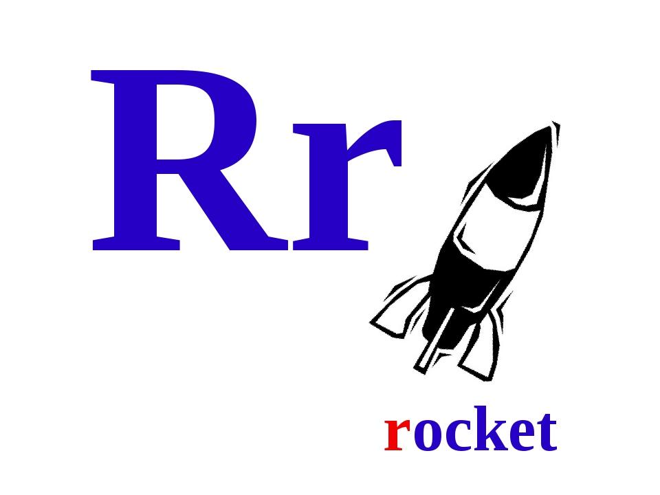 Rr rocket