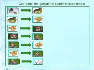 Составление предметно-графического плана