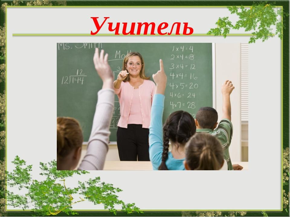 Presentation Title Subheading goes here Учитель