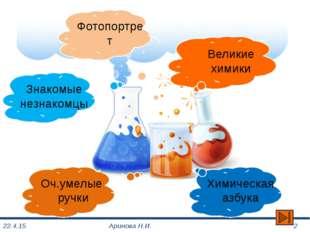 Фотопортрет Аринова Н.И. По изображению на фотографии определите простое веще