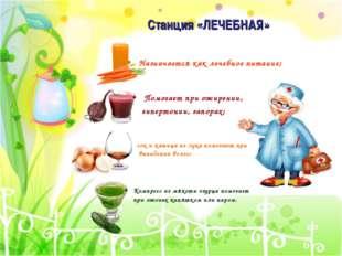 Назначается как лечебное питание; Станция «ЛЕЧЕБНАЯ» Помогает при ожирении, г