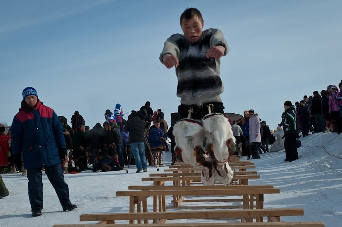 День оленевода (Салехард, Россия)