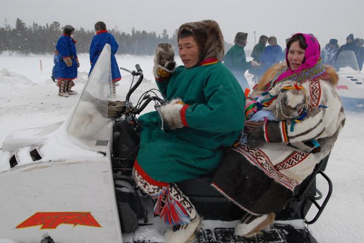 В выходные по всей территории Ямала продолжатся празднования…