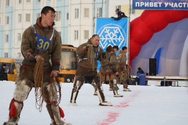 Ямал с размахом отметил День оленевода (фото), 28 февраля 2012-10:42 - ФедералПресс