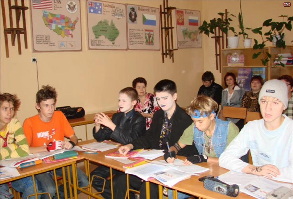 Драматизация и ролевая игра в обучении иностранному языку ролевая игра закрытая школа 2012