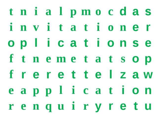 tnialpmocdas invitationer oplicationse ftn...