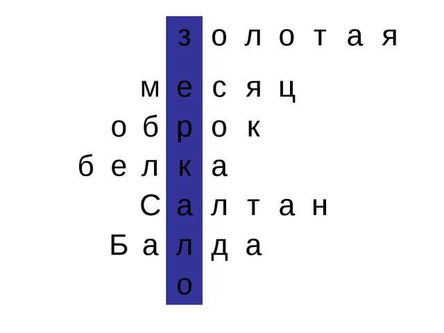 з о л о т а я м е с я ц о б р о к б е л к а С а л т а н Б а л д а Г в и д о н