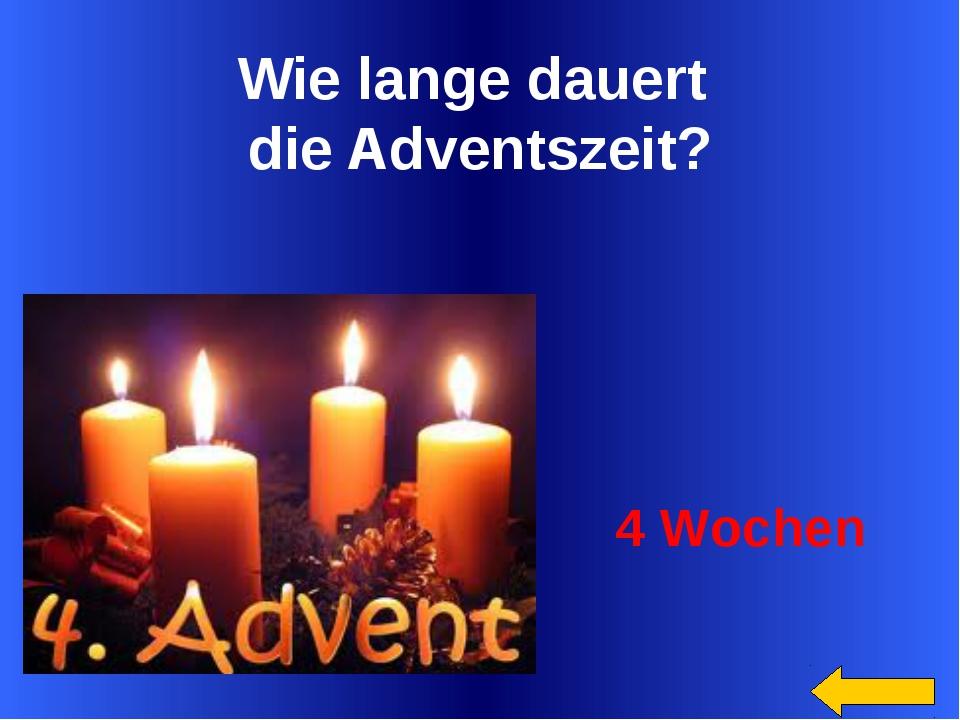 Das bekannteste Weihnachtslied heißt… Stille Nacht, heilige Nacht Welcome to...