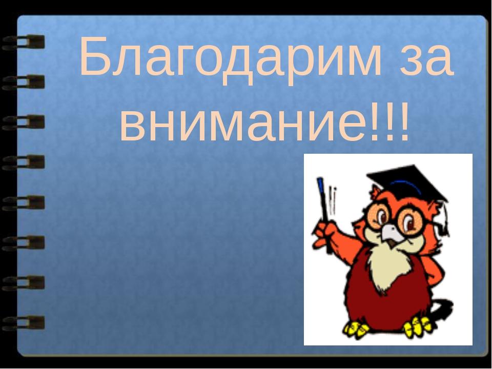 Благодарим за внимание!!! Какие горы Евразии расположены за пределами поясов...