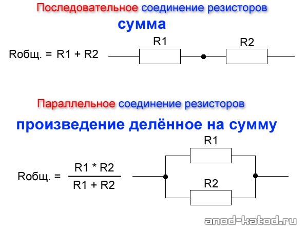 Презентация по теме  последовательное и параллельное соединение проводников
