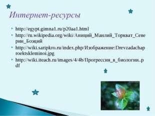 http://egypt.gimna1.ru/p20aa1.html http://ru.wikipedia.org/wiki/Аниций_Манлий