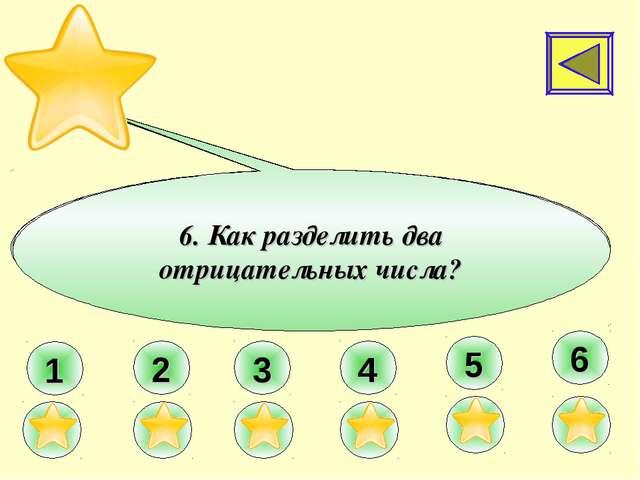 1. Чему равен модуль 15? 2. Можно ли вычислить значение выражения: – 6 раздел...