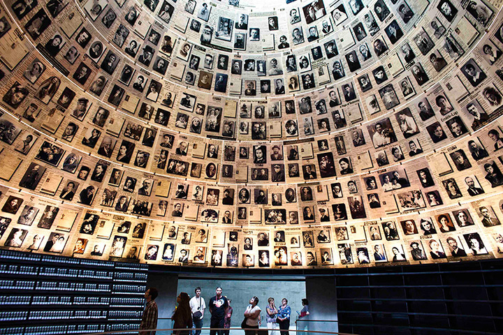 Ъ-Фотогалерея - День памяти жертв Холокоста в Израиле