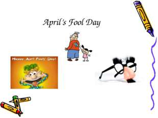 April's Fool Day
