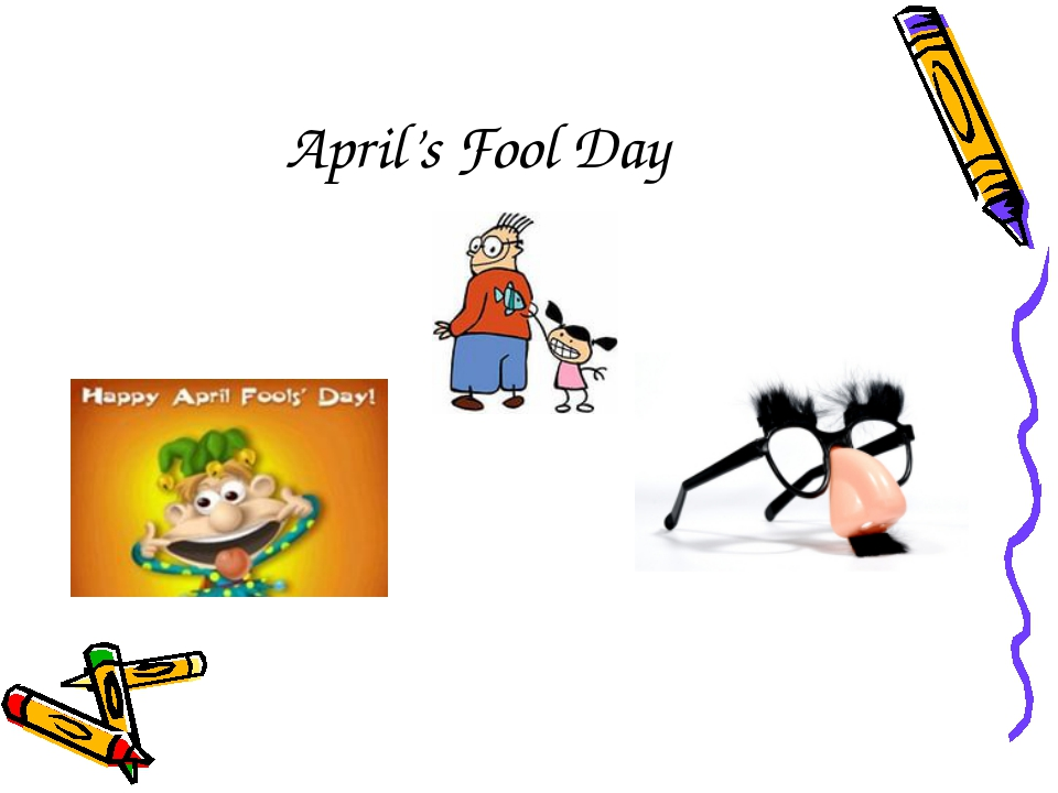 April's Fool Day