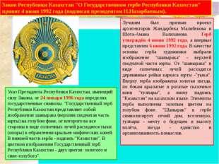 Международное положение Независимого Казахстана С момента образования незави
