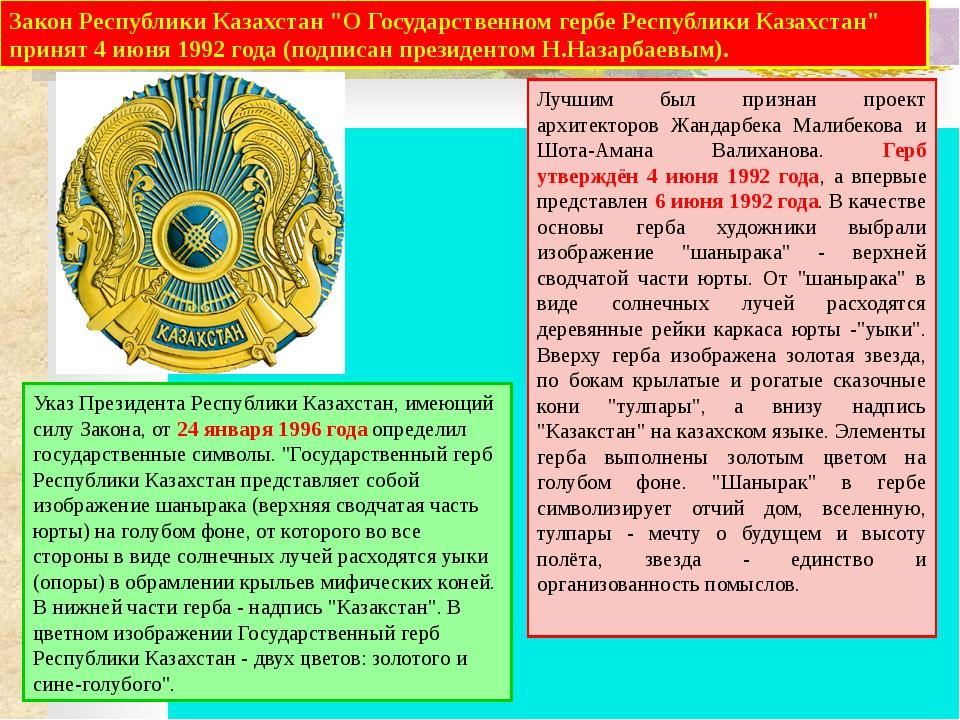 Международное положение Независимого Казахстана С момента образования незави...
