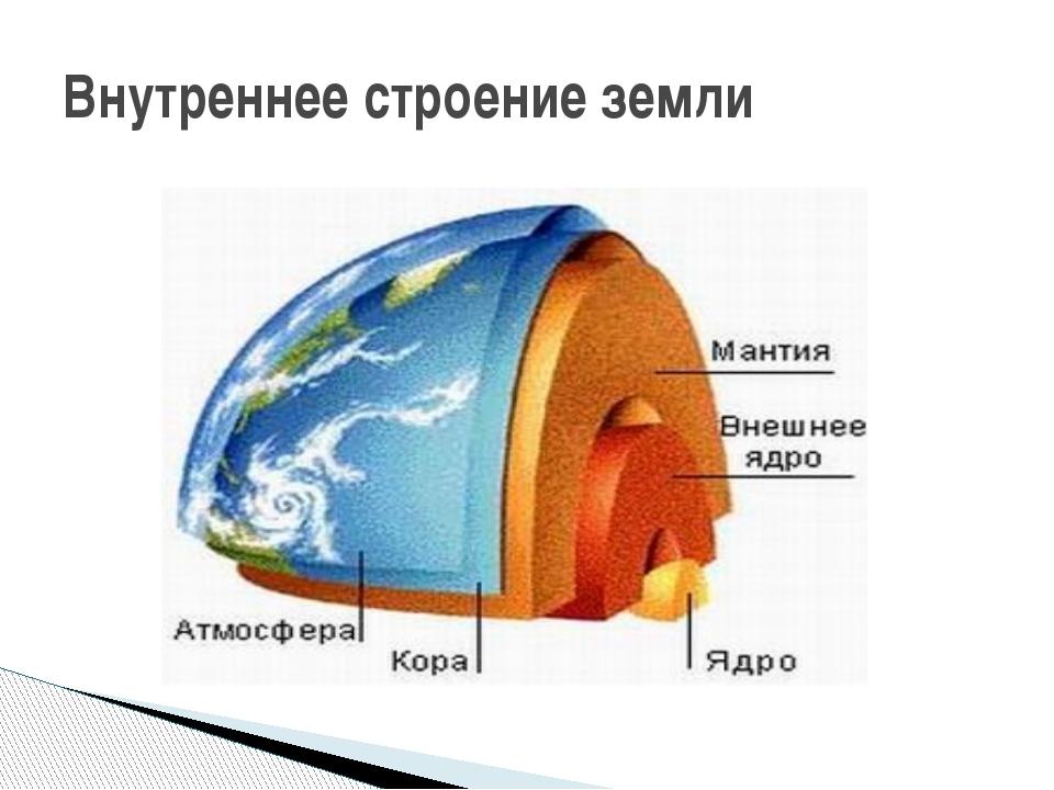 Строение земли толщина состав кора около 35 км, в океанических областях меньше граниты и базальты