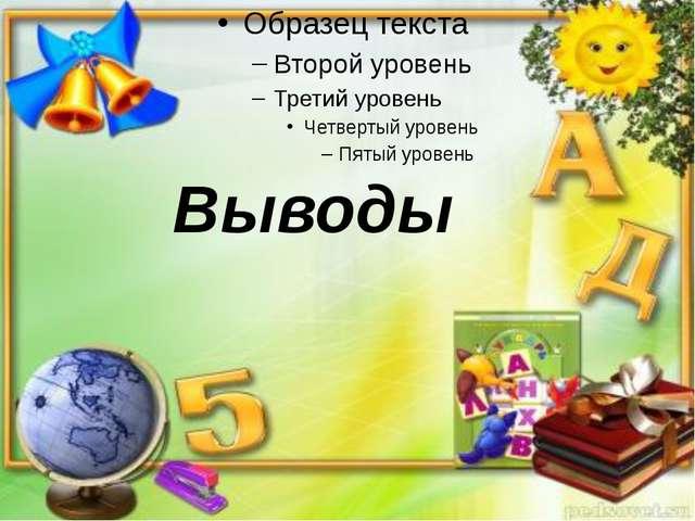Выводы Подведем итоги Личностные УУД направлены на осознание, исследование и...