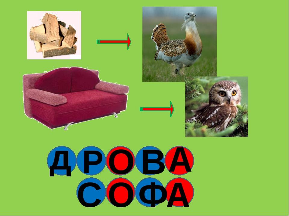 д О В А Р C О А Ф