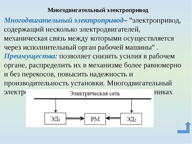 По характеру движения ЭП подразделяются: ЭП с вращательным движением; линейны...
