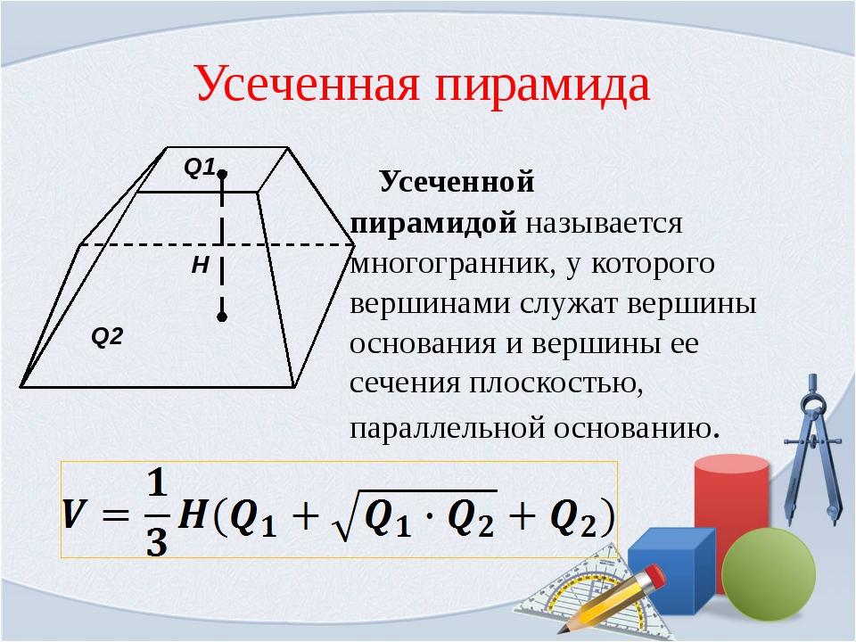 ТЕЛА ВРАЩЕНИЯ Цилиндр Цилиндр—геометрическое тело, ограниченное цилиндричес...