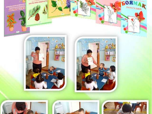 -Сабақтарымда үш деңгейден тұратын «Өсімдіктер әлемі» оқу-әдістемелік кешені...