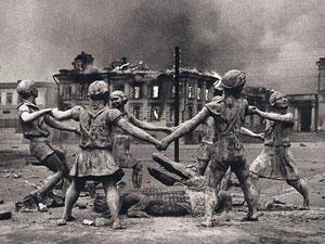 Сталинградский фонтан
