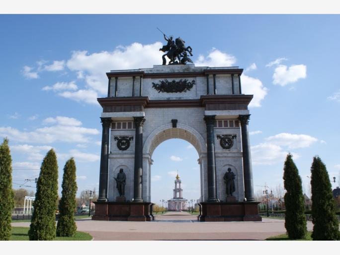 Фотографии личные впечатления от Курска 27.04.2010