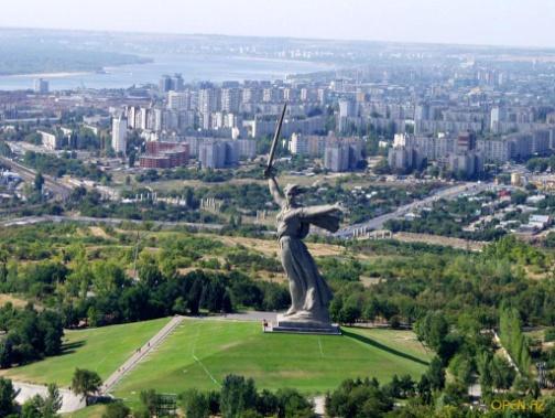 Фото@Mail.Ru: Николай Чеботарёв : Волгоград-город ГЕРОЙ СТАЛИНГРАД: фото