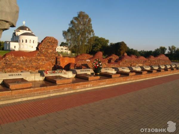 Отзыв о Город Брест (Белоруссия) Брест-город герой