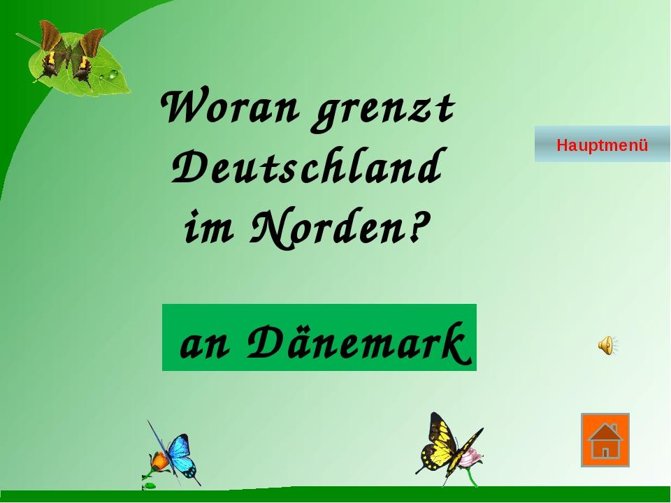 Wo liegt die Bundesrepublik Deutschland? in der Mitte Europas Hauptmenü