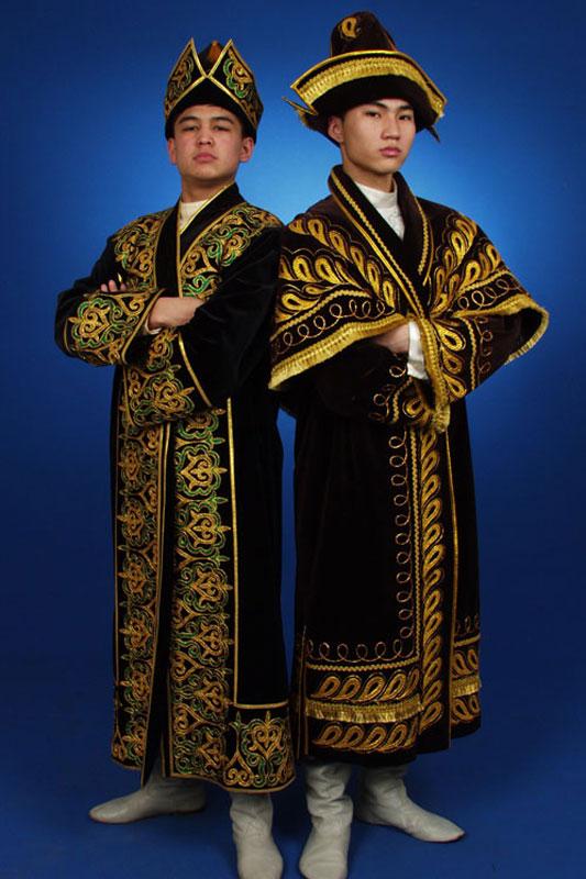 Картинки казахские национальные одежды