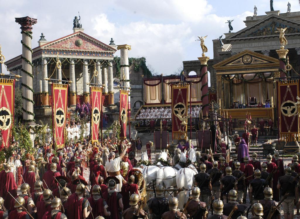 Фотографии Древний Рим 3 альбома ВКонтакте
