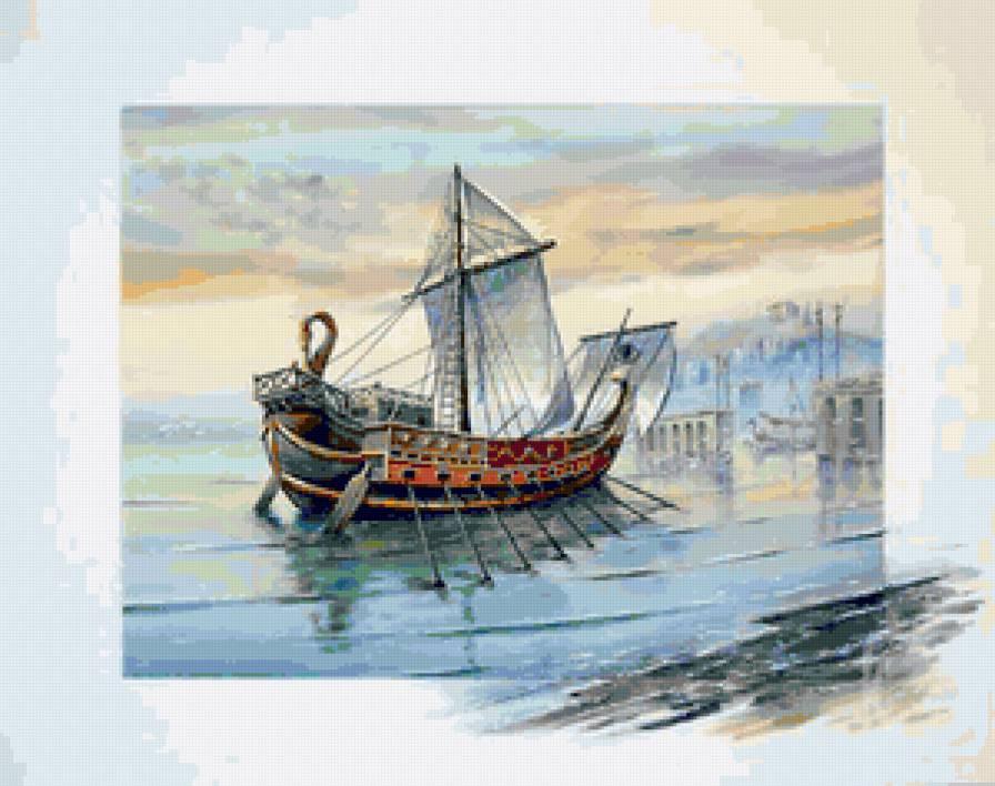 Древний Рим .jpg - Галереи картин Плюс. . Современные художники. . Общение, продажа.