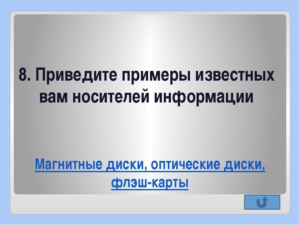 10. Назовите схему передачи информации Источник информации-канал связи-приемн...