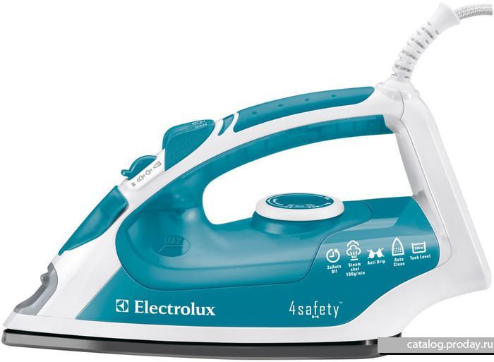 Утюг Electrolux EDB8040 купить в интернет-магазине, цена